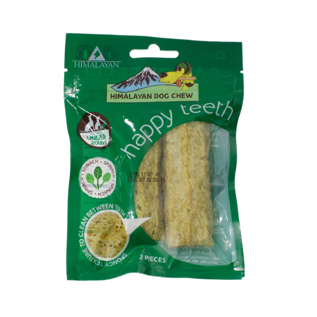 HIMALAYAN PET | Happy Teeth Veggie Dental Chew