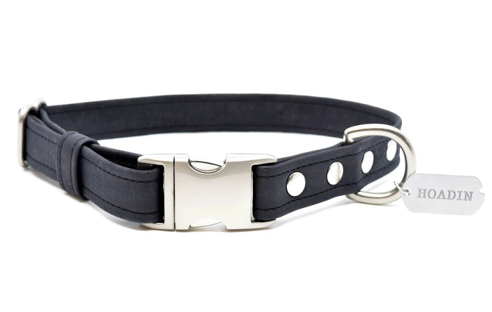 HOADIN | Cork Collar in Black