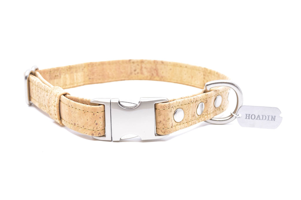 Cork Collar in Natural (FINAL SALE)