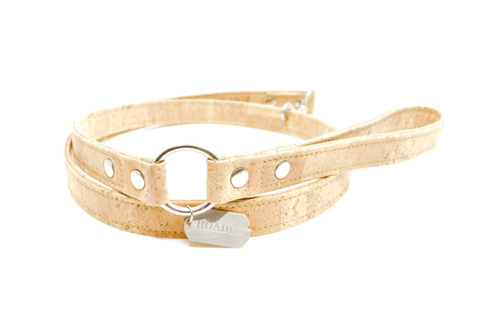 HOADIN | Cork Leash in Natural