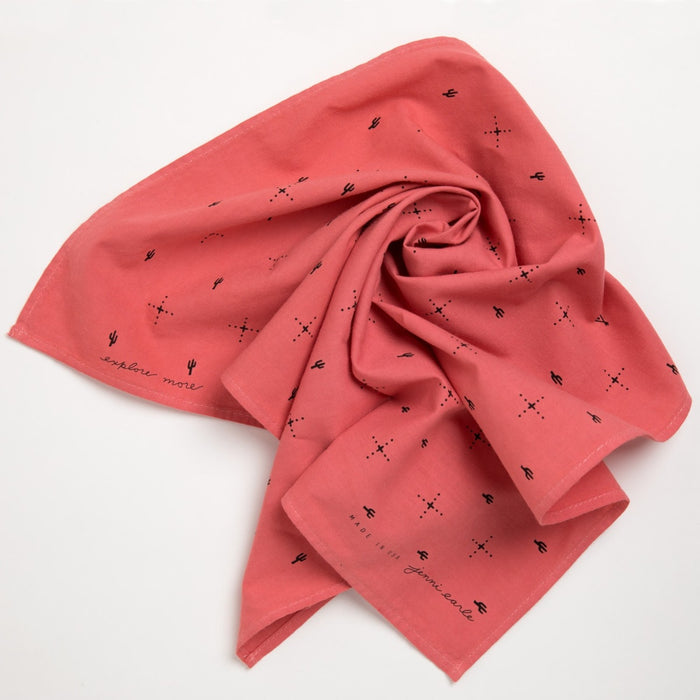 JENNI EARLE | Explore More Bandana