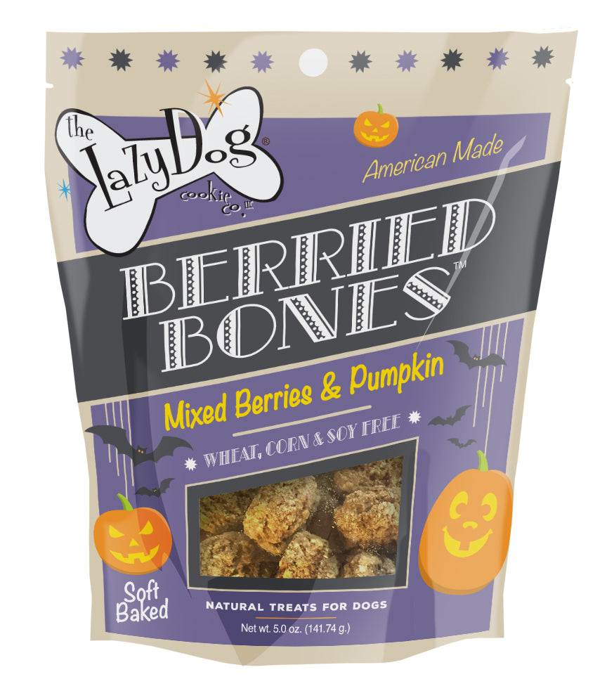 Berried Bones Soft-Baked Dog Treats