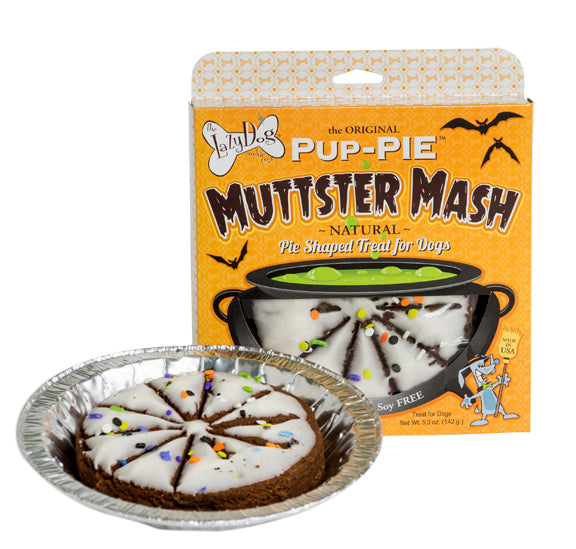 THE LAZY DOG COOKIE CO. | Muttster Mash Pup-pie