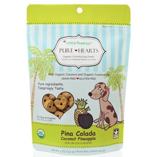 Cocotherapy | Pure Hearts Coconut Cookies in Piña Colada
