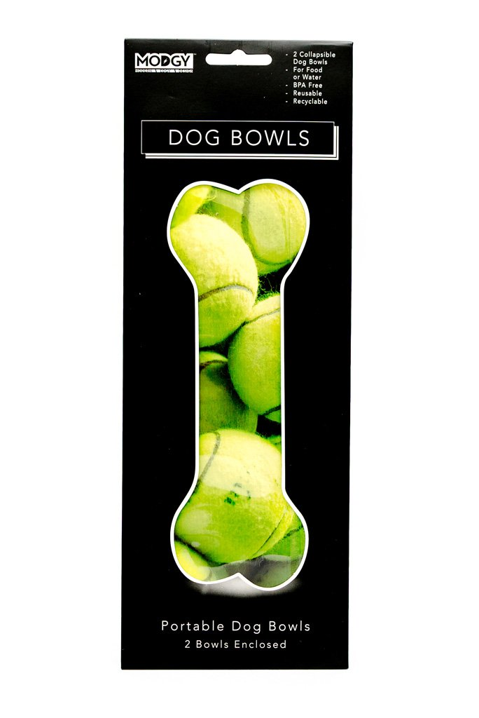 MODGY | T-Balz Water Bowl Set