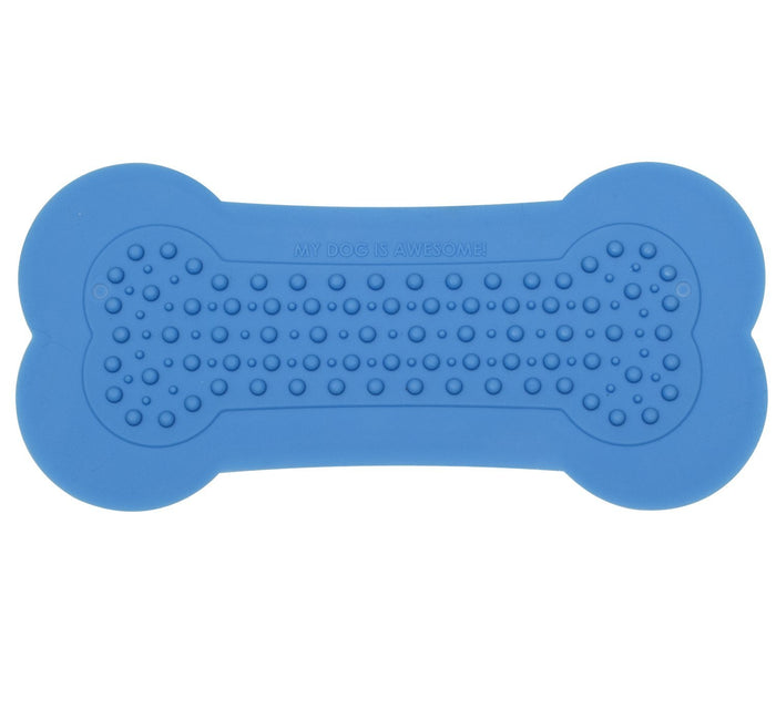 PERFECT CURVE | Lick Lick Pad in Blue