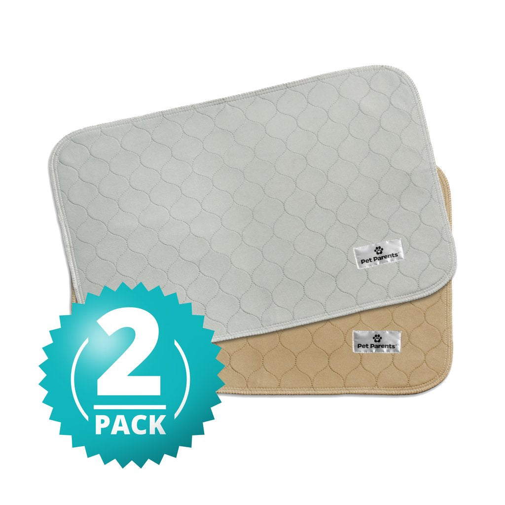 PET PARENTS | Washable Pee Pads (2-pack)