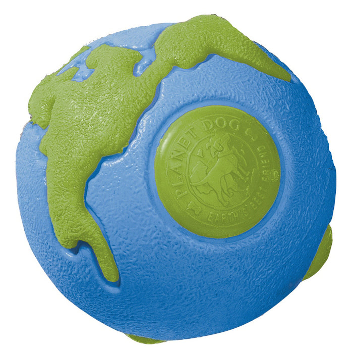 PLANET DOG | Orbee Ball in Blue & Green
