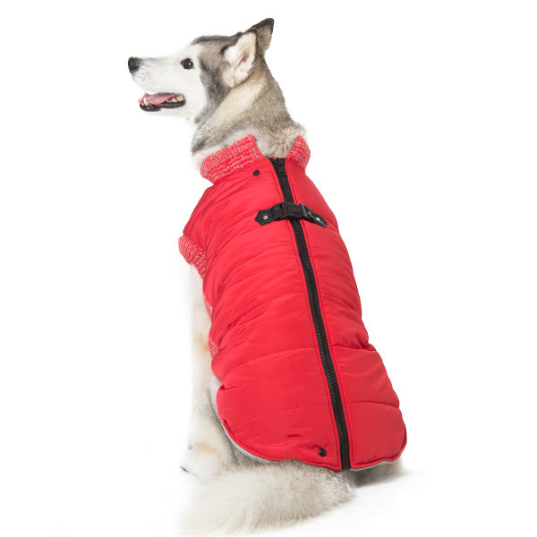 DOGO | Runner Coat in Red