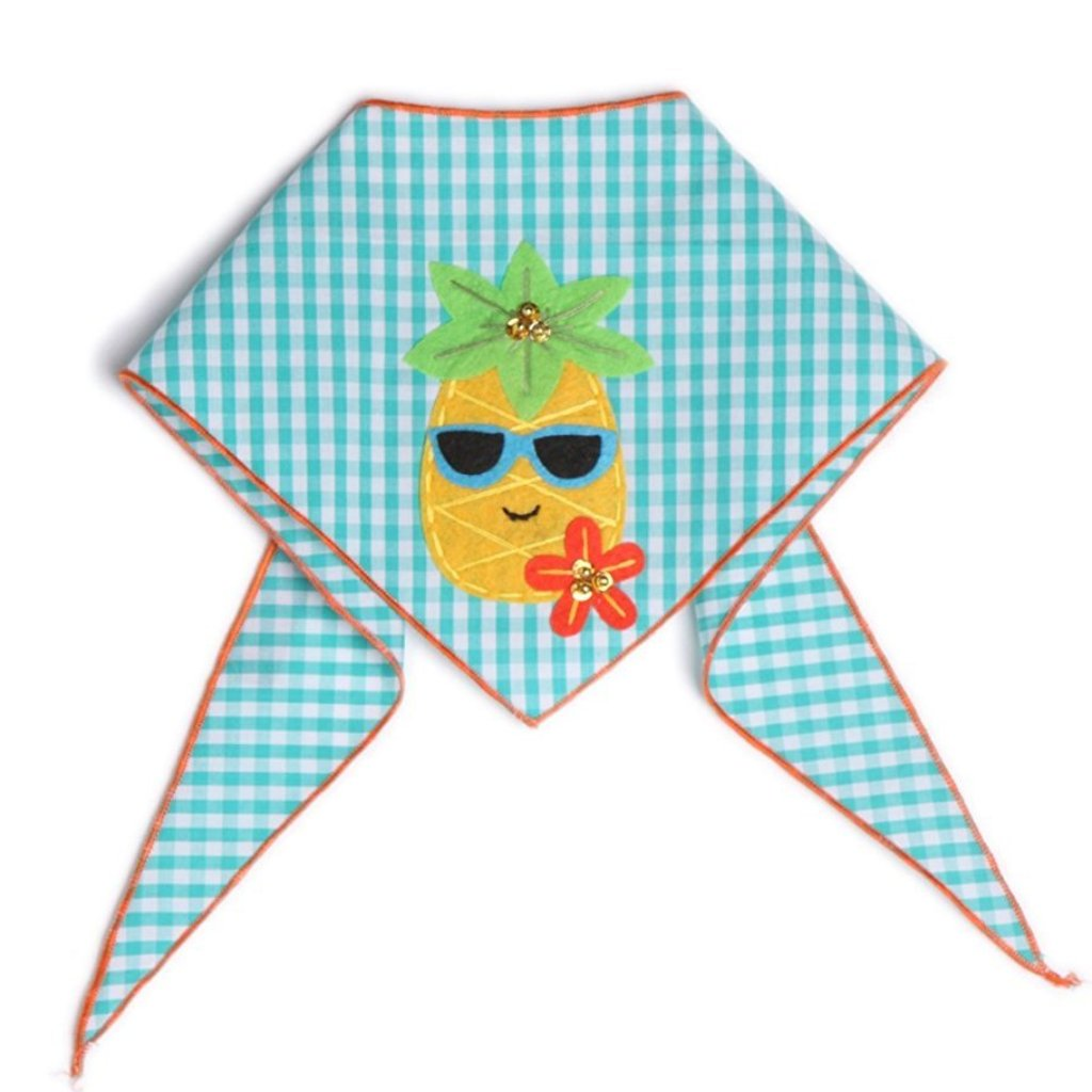 TAIL TRENDS | Pineapple Fun Bandana