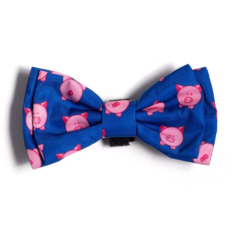 THE WORTHY DOG | Wilbur Pig Bow Tie