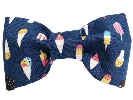 TRISH HAMPTON | Pupsicle Bow Tie