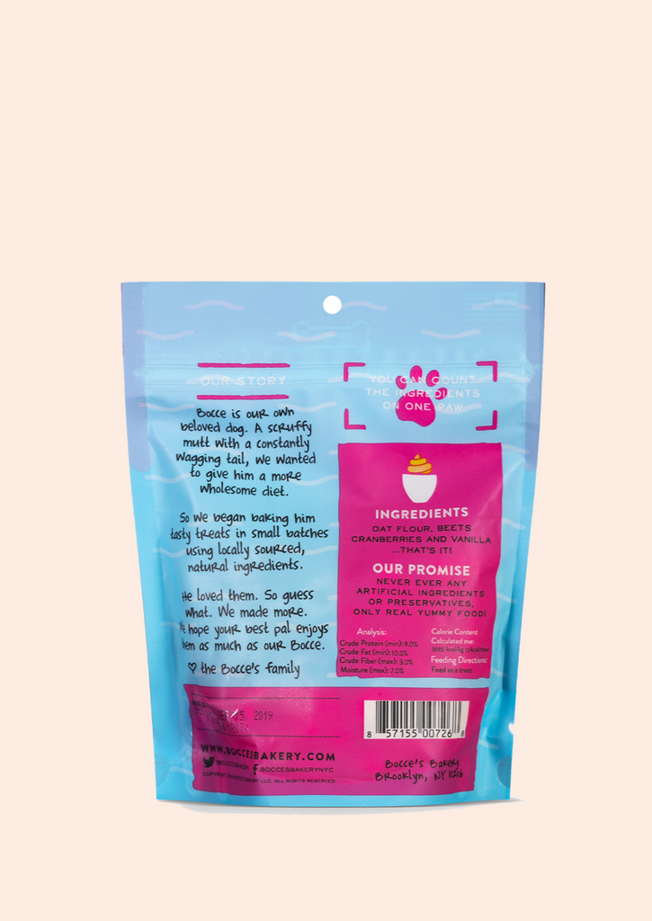 Unicorn Shake Dog Treats