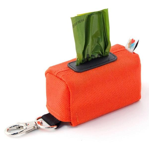 Funston Dog Baggie in Orange