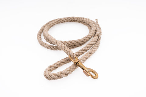 Handspun Hand Laid Artisanal Authentic Hemp Rope
