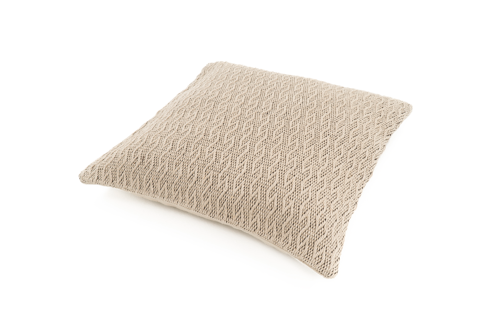 """Reliance"" Handwoven Hemp Pillow Case"