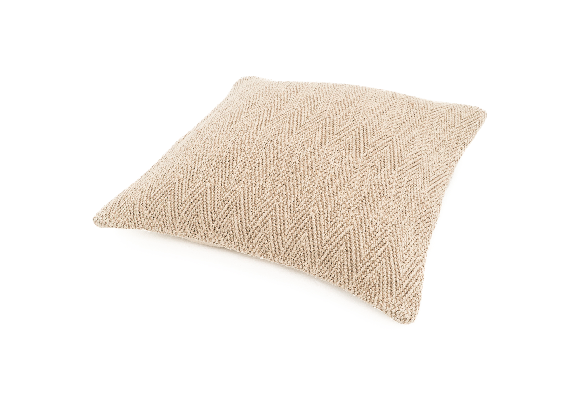 """My Birthday"" Handwoven Hemp Pillow Case"
