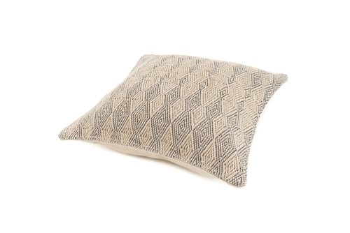 """Dignity"" Handwoven Hemp Pillow Case"