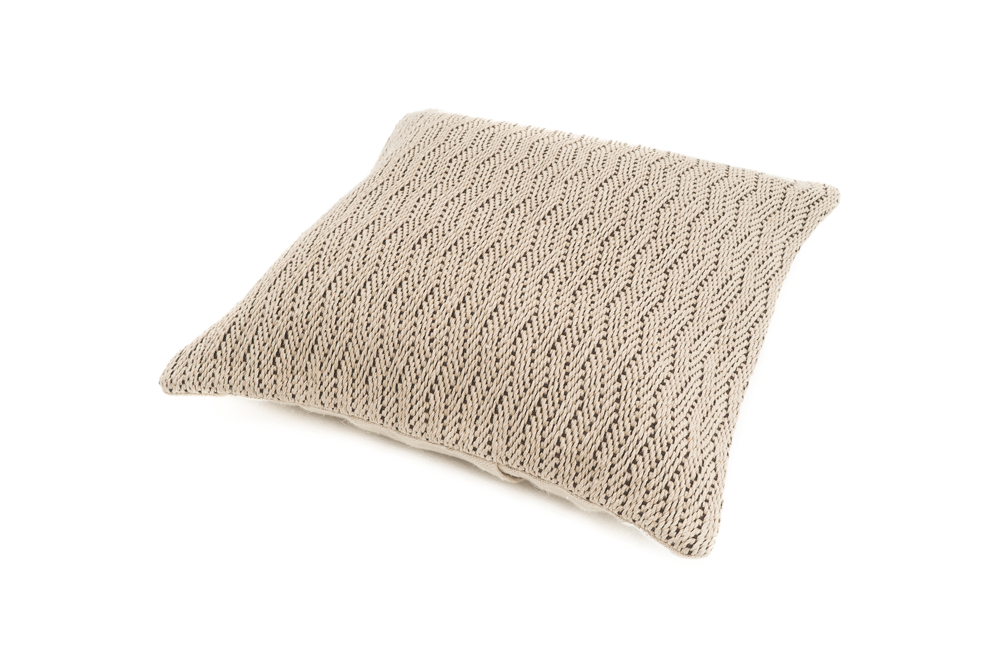 """Source"" Handwoven Hemp Pillow Case"