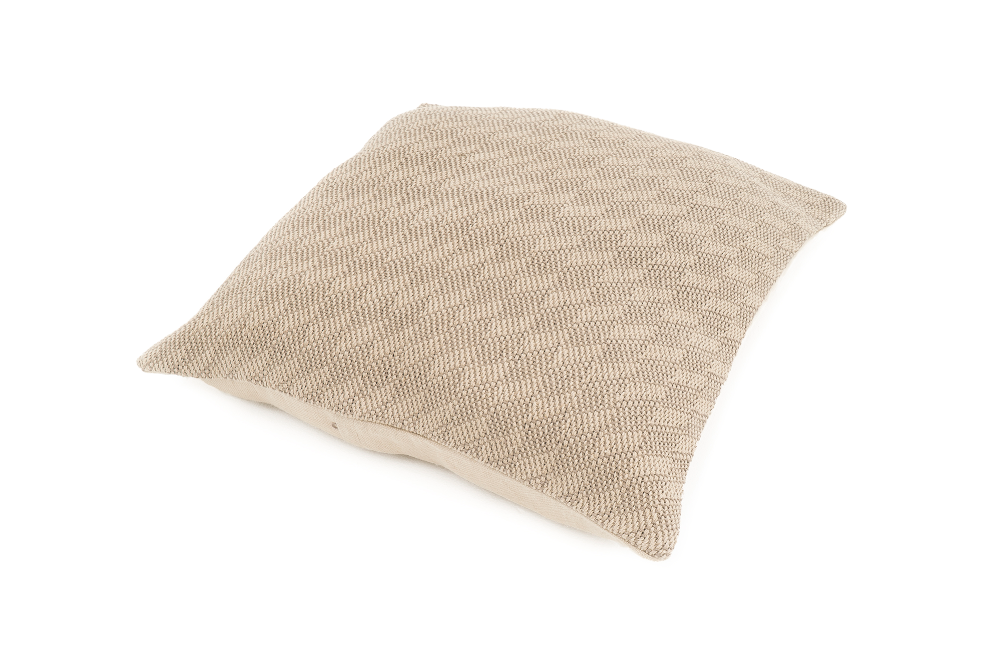 """Forward"" Handwoven Hemp Pillow Case"