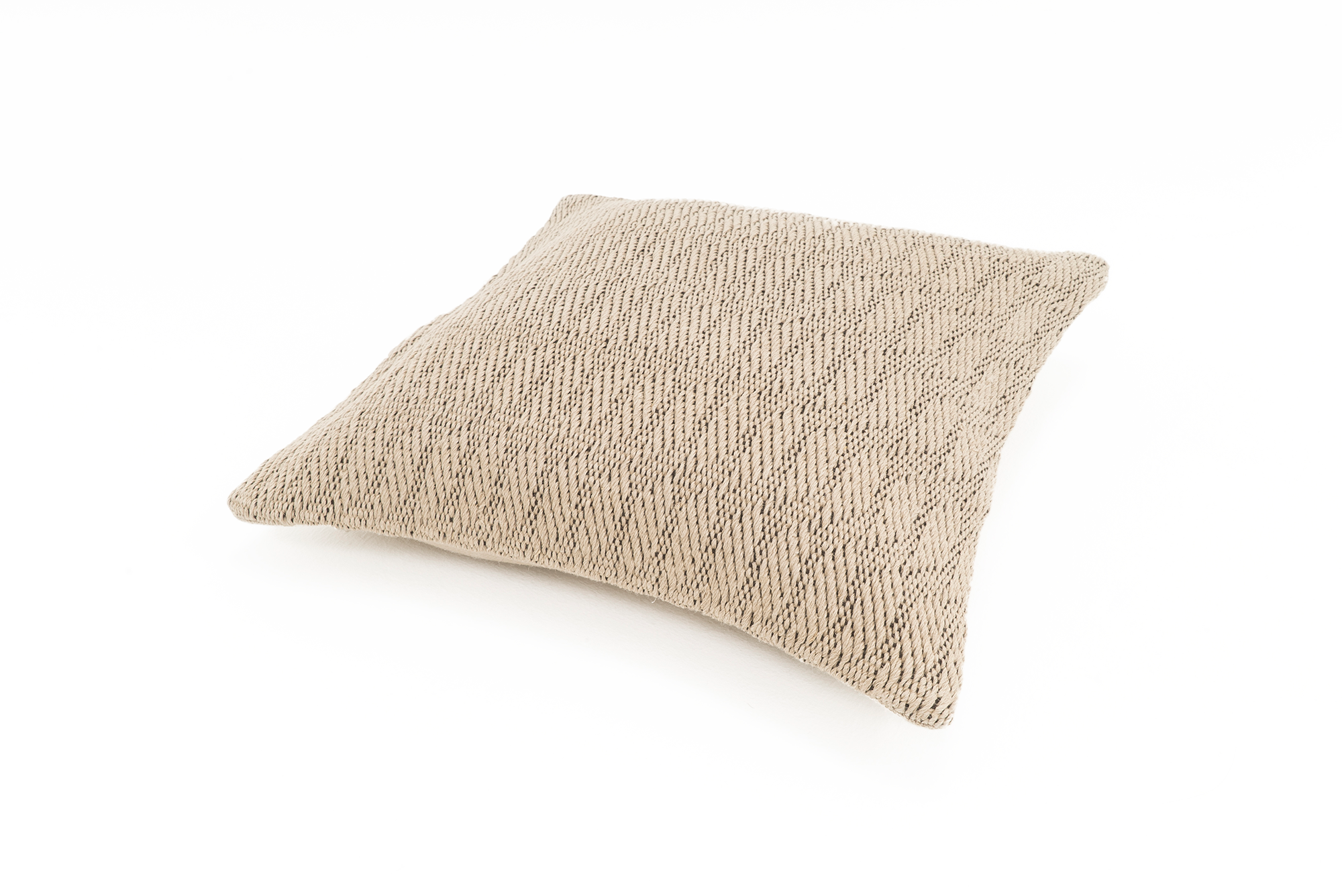 """Moon"" Handwoven Hemp Pillow Case"