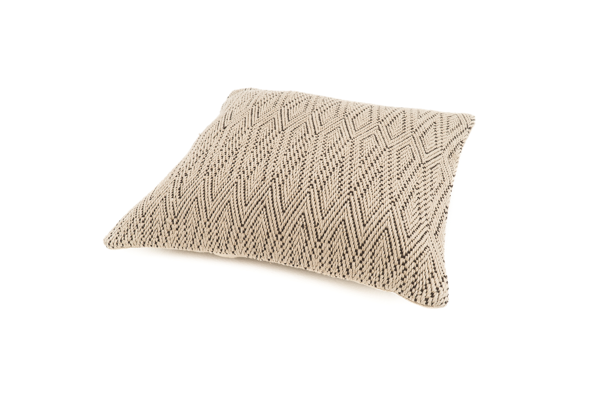 """Reason"" Handwoven Hemp Pillow Case"