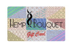 Hemp Bouquet Gift Card