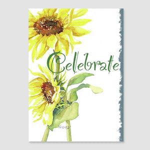 187GC Celebrate greeting card