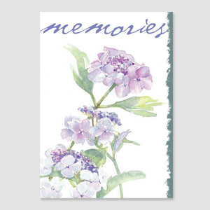 186GC Memories greeting card