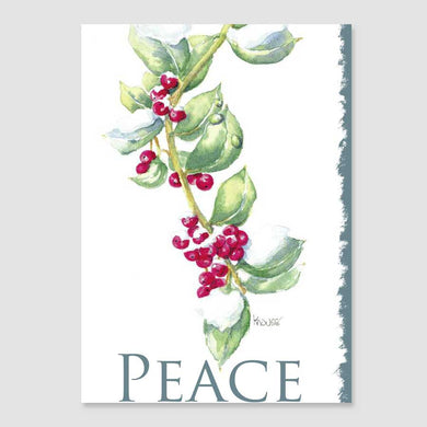188GC Peace greeting card