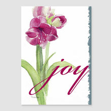 152GC Joy greeting card