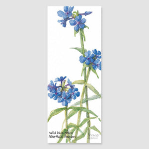 151B phlox bookmark