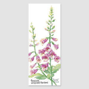 180B foxglove bookmark
