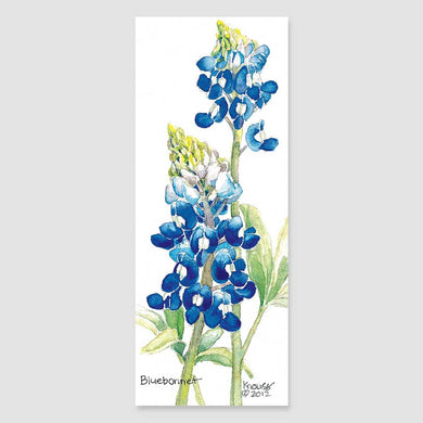 196B bluebonnet bookmark