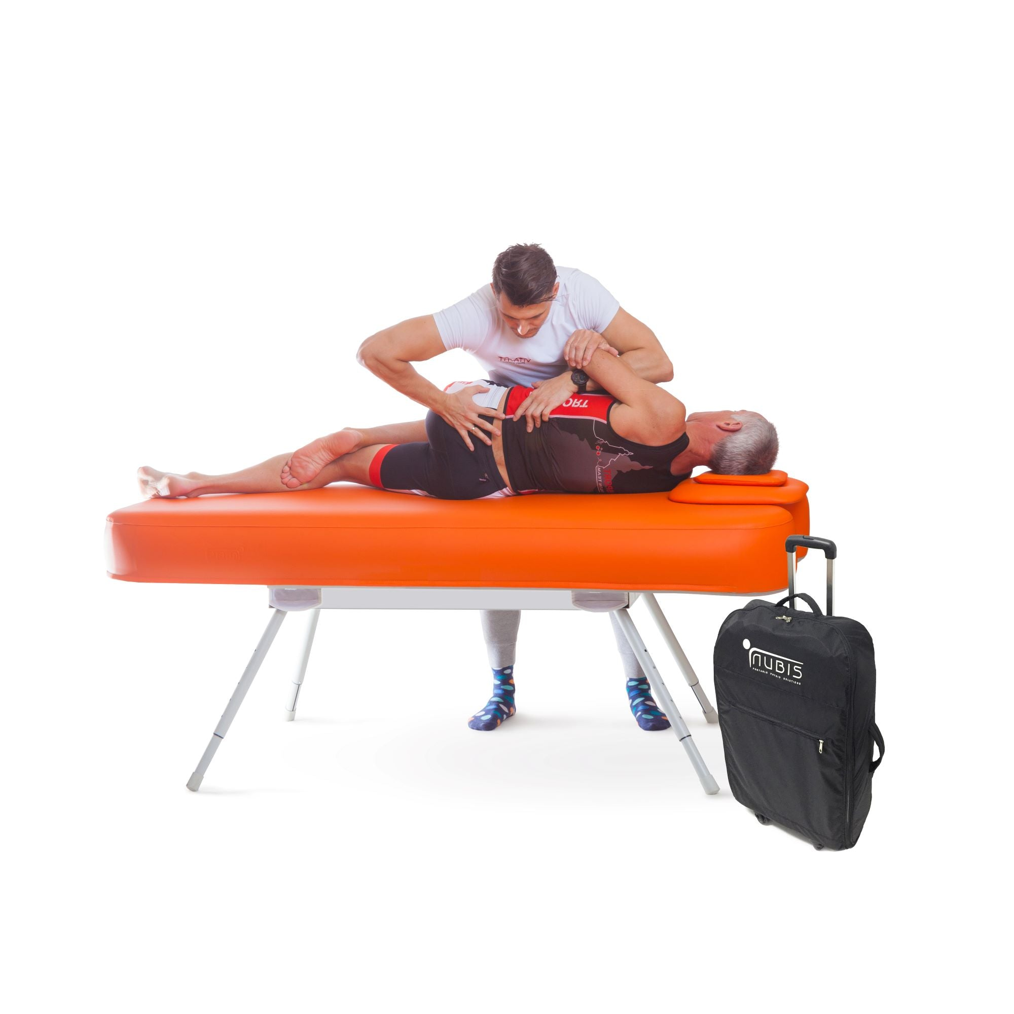 NubisPro - Portable physiotherapy table - Full System