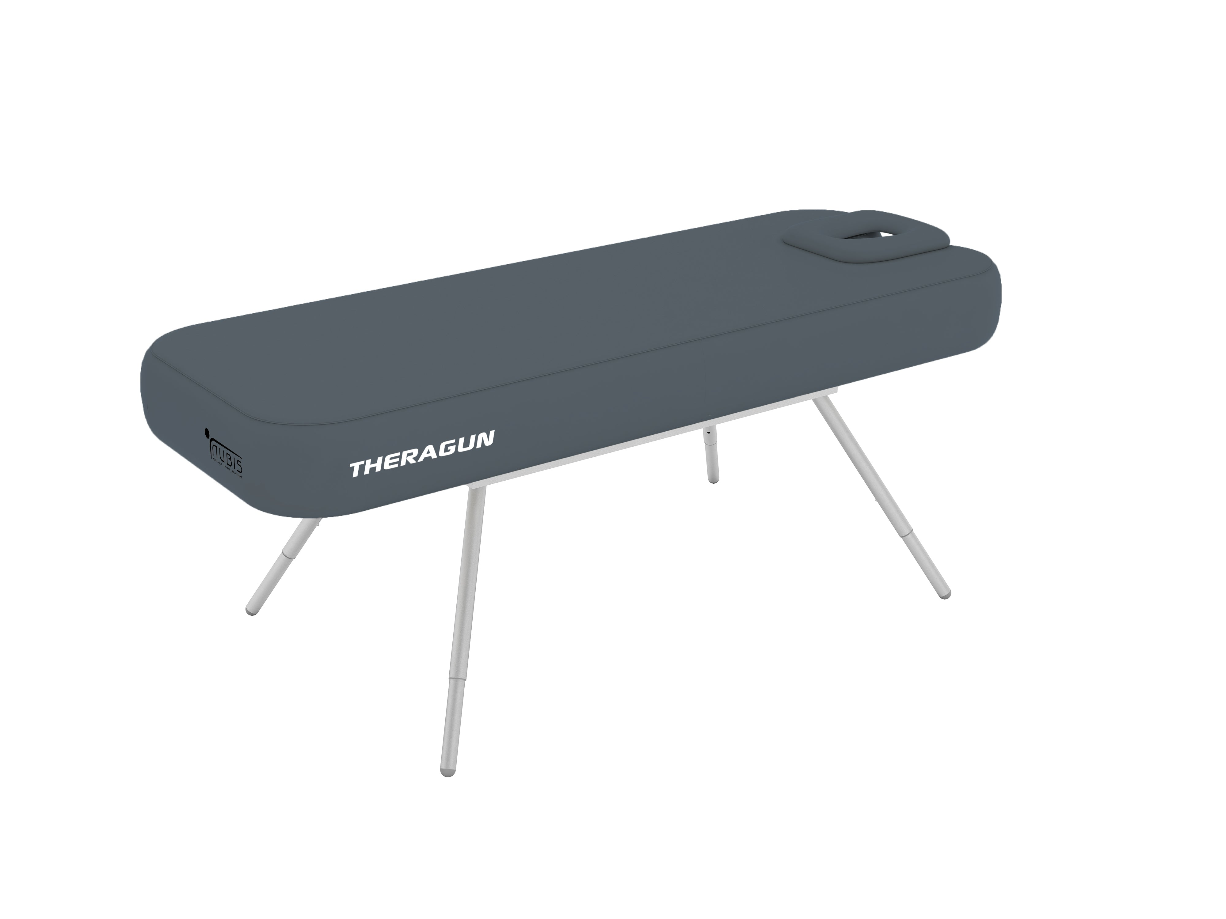 NubisPro XL - Portable physiotherapy table Extra Long - Custom Logo