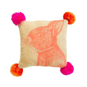 Everbloom Bunny Pillow