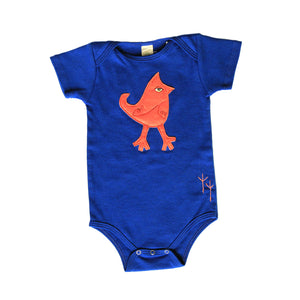 Custom Little Bird Onesie