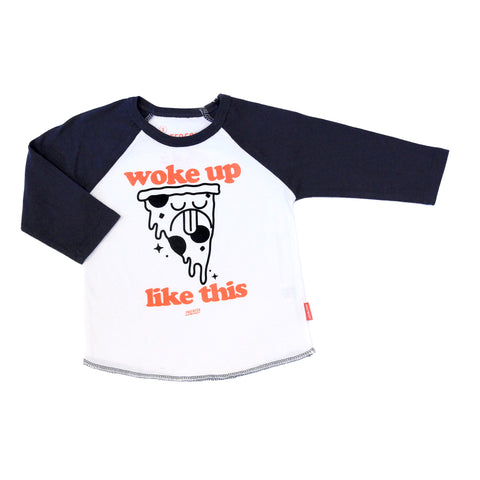 Woke Up Like This Raglan