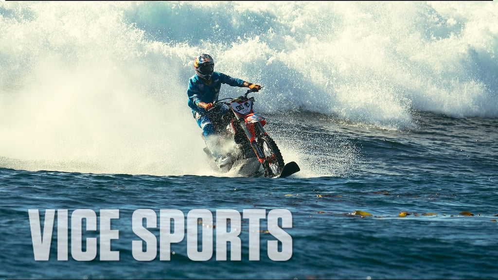Robbie Maddison's Pipe Dream 2 - Chasing the Dream, In Partnership with Samsung