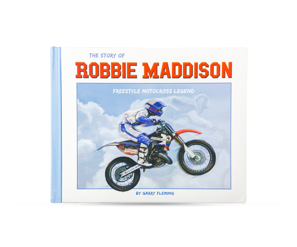 The Story Of Robbie Maddison | Children's Book