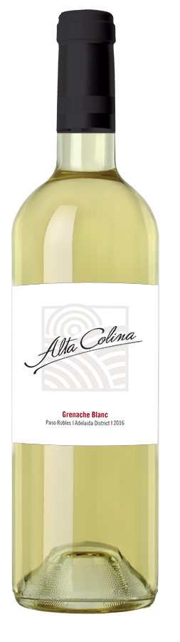Alta Colina Vineyard & Winery 2017 Grenache Blanc