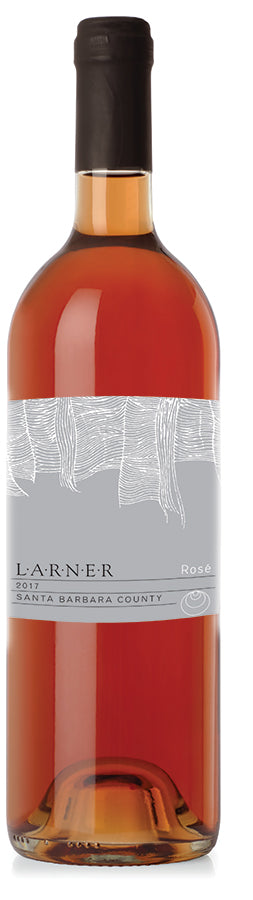 Larner Vineyard & Winery 2017 Rosé of Syrah