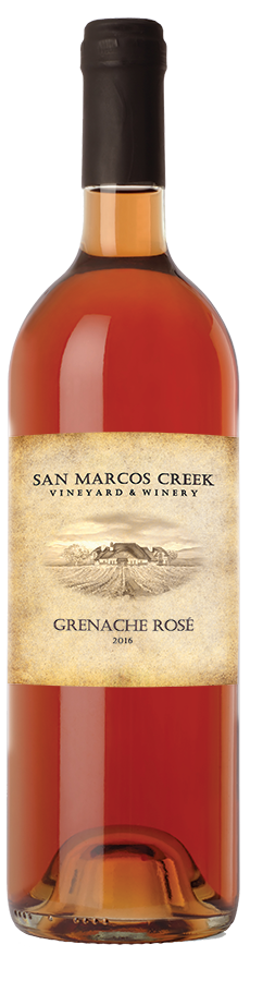 San Marcos Creek Vineyard & Winery 2016 Rosé of Grenache