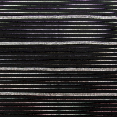 Cusco Stripe in Black