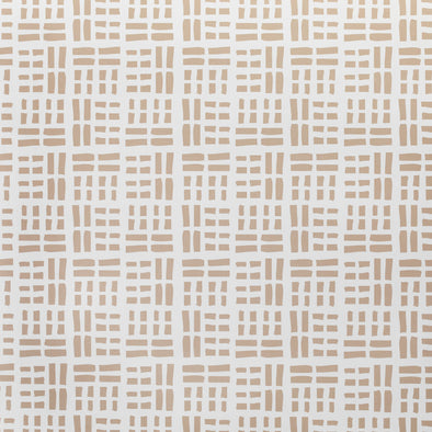 Jemez Sand clay-coated wallpaper by KUFRI