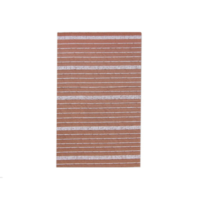 Cusco Stripe Terracotta Runner