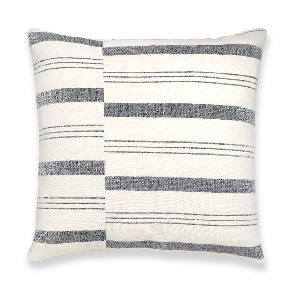 Lima Stripe Offset Pillow
