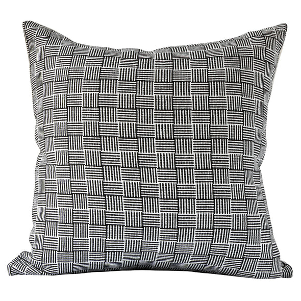 Poole in Crest Pillow