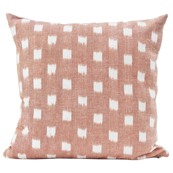 Rex in Blush Pillow